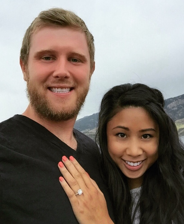 Engagement at Horse Tooth Reservoir in Fort Collins, CO