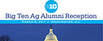 Big Ten Ag Alumni Reception
