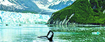 Alaska's Glacier and the Inside Passage