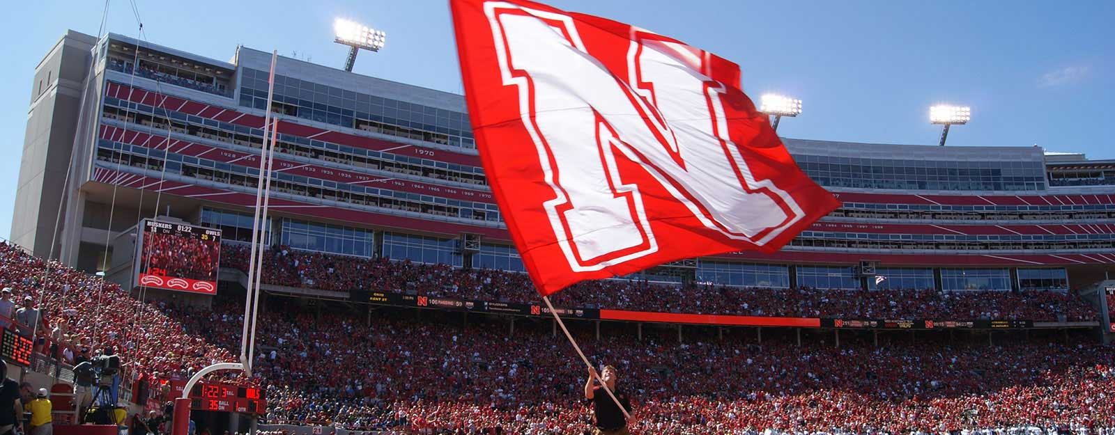 Game day details  Husker football wherever you are! 54dcdbbdd