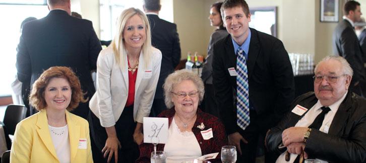 Nebraska Alumni Association - Previous Winners